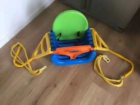 Toddler/baby outdoor swing seat for sale