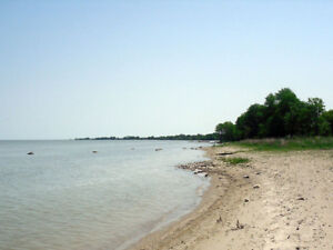 Beautiful lot located at Beckville Beach