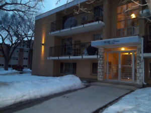 Updated Bachelor apt only 10 - 12 minute walk from downtown.