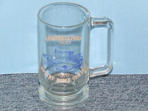 1976 mug for Campellford, Ontario, homecoming -- centennial