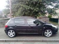 Peugeot 307 1.6HDi Sport 2006 (56)**Full Years MOT**Economical Family Car
