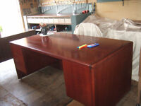 3 DESK FOR SALE & OFFICE CHAIRS