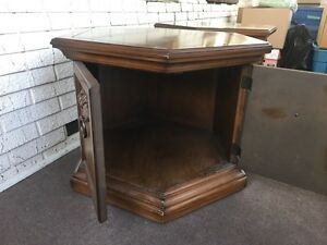 Antique wooden end tables London Ontario image 5