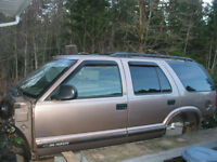 1997 Blazer LS Body and Interior for parts