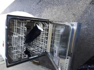 Ikea stainless dish washer