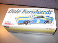 ACTION #8 DALE EARNHARDT RPM 1975 DODGE LIMITED EDITION 1:24