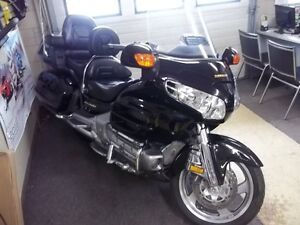 2004 Honda Gold Wing 1800 ABS