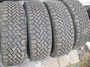 4 pneus d hiver 185 65 14 ,,,Winter trak,120 $,,,514 571 6904