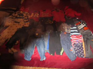 baby boy clothing size 18-24 months