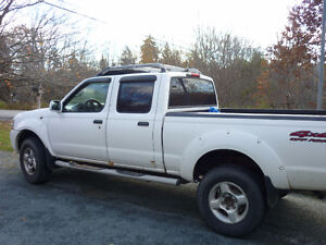 2002 Nissan Frontier Pickup Truck for sale