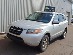 2008 Hyundai Santa Fe THIS WHOLESALE SUV WILL BE SOLD AS TRAD...