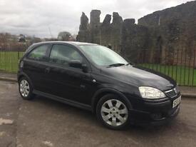 2006 (55) Vauxhall Corsa 1.2i 16v SXi+ ** Long Mot ** Full Sxi Kit **