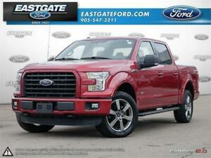 2016 Ford F-150 XLT - Sport  With Navigation