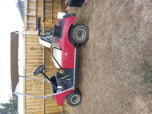 1997 club cart