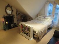 Large double bedroom in lovely Walthamstow houseshare - 750pcm incl. utility bills + cleaner