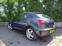 2011 11 SEAT IBIZA 1.4 CUPRA TSI DSG 3D AUTO 177 BHP
