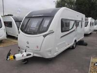 2016 Swift Conqueror 530