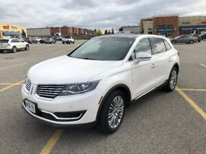 2018 LINCOLN MKX AWD RESERVE 0% OAC