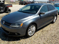 2012 VW JETTA TDI HIGHLINE! DIESEL! LOADED! 14499