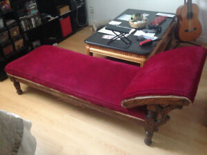 Chaise longue Antique