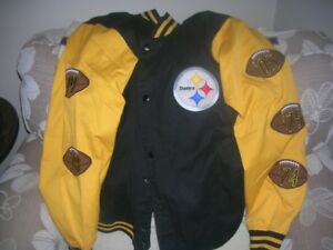 3462d1a0c Pittsburgh Steelers Championship Jacket - Nice Condition -XXL