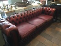 Large Chesterfield Sofa