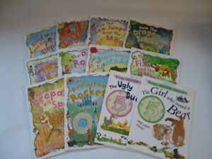 Lot of 12 Miles Kelly silly stories books EUC+  SF/PF