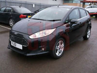 2014 Ford Fiesta Zetec 1.0 DAMAGED REPAIRABLE SALVAGE