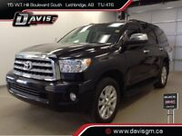 Used 2012 Toyota Sequoia 4WD 4dr 5.7L Platinum-SUNROOF,REAR DVD