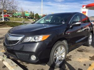 2013 Acura RDX - Technology Package