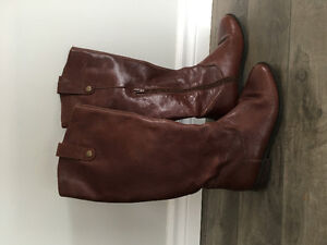 Beautiful quality leather boots