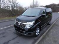 2002 Nissan Elgrand X EDITION LOW MILES FRESH IMPORT 3.5 5dr