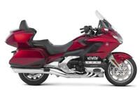 2018 HONDA GL1800 GOLDWING MANUAL