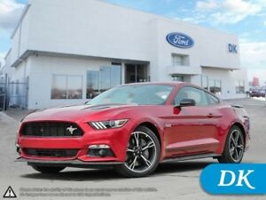 2017 Ford Mustang GT Premium California Special Manual 401A w/Le