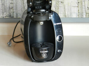 Tassimo coffee maker.