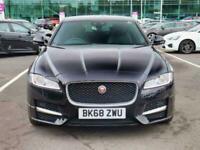 2018 Jaguar XF Jaguar XF 2.0d 180 R-Sport 4dr Auto 18in Alloys Saloon Diesel Aut