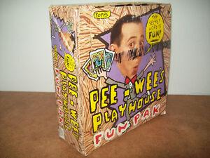 Pee Wee's Playhouse Fun Paks London Ontario image 3