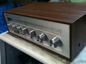 Vintage YAMAHA Receiver with NATURAL SOUND London Ontario image 2