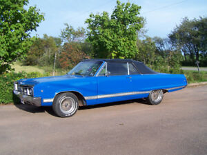 1968 Dodge Monaco Convertible