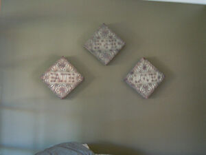 Rustic Wall Squares