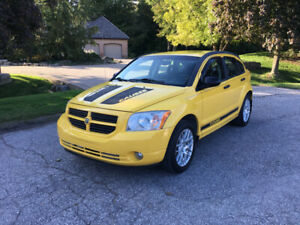 2007 Dodge Caliber SXT, One Owner, No Accidents, Low KMs, Safety