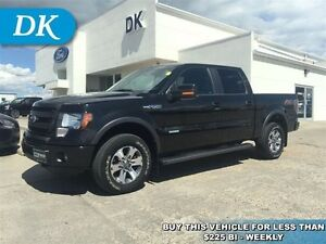 2014 Ford F-150 FX4, Reverse Sensing, Power Seat, Ecoboost