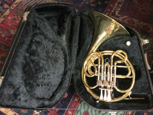Bach Student French Horn with Case