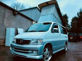 FRESH IMPORT Mazda BONGO AFT 4 BERTH NEW QUALITY SIDE CONVERSION V6 PETROL