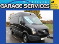 VW CRAFTER MWB EXCELLENT CONDITION FULL ELECTRIC PACKAGE