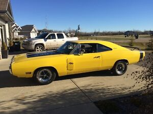 1970 CHARGER R/T 440 AUTOMATIC NOT A CLONE