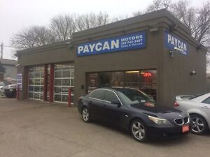 PAYCAN MOTORS FAST AND FRIENDLY AUTO SERVICE, LABOUR $47.50