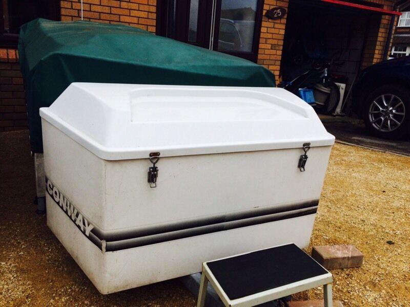 Trailer Tent Storage Box Conway