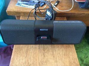 ihome speakers for iphone 4s type of adaper
