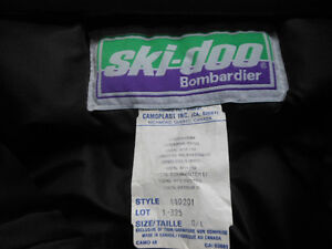 Ski-doo jacket Cambridge Kitchener Area image 4